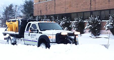 snow plowing wayne nj